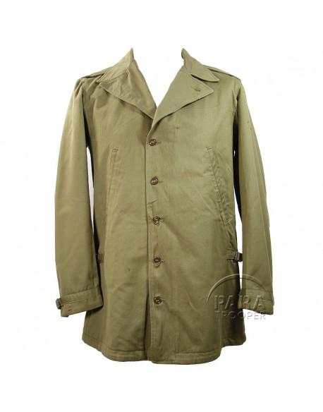 Jacket, Field, OD, Artic, 1943