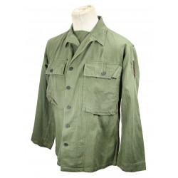 Jacket, HBT, 1st Infantry Division
