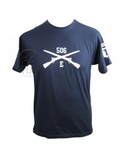 T-shirt Easy 506, 101ème airborne