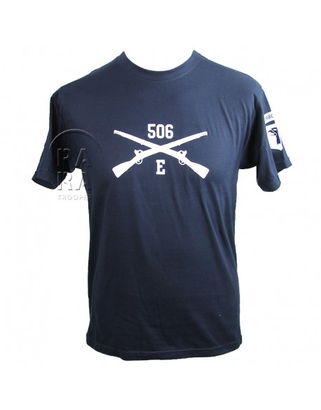 T-shirt, Easy 506, 101st airborne