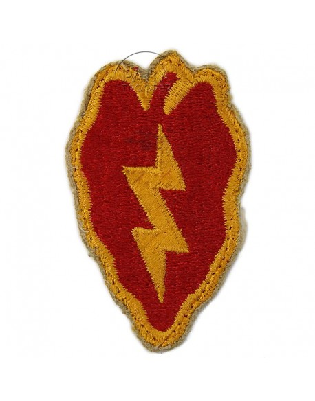 Patch, 25th Infantry Division