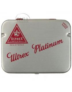 Boite de préservatifs Ultrex Platinum