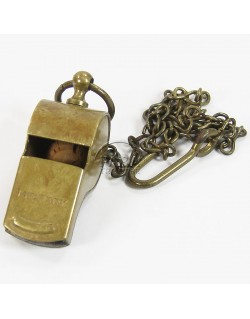 Whistle, Brass, MILITARY
