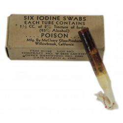 Tubes, iodine, 1942