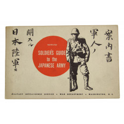 Booklet, Soldier's Guide to the Japanese Army, 1944