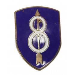 Crest, 8th Infantry Division