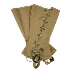 Leggings, Canvas, USMC, Size 3