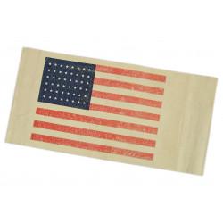 Armband, Identification, Oil Cloth, Flag
