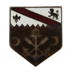 Crest, 1st Engineer Battalion, Omaha Beach, SB