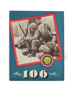 Historical booklet, 106th Infantry Division