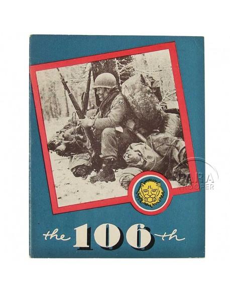 Livret historique, 106e Division d'Infanterie