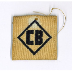 Patch, Seabees, CB (Construction Battalion), US Navy