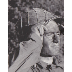 Net, helmet, M1, large mesh