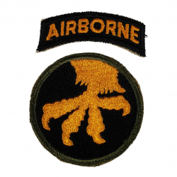 Patch, 17th Airborne Divison