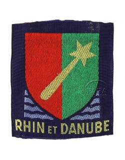 Inisgnia, SSI, 1st French Army (Rhin & Danube), 1945