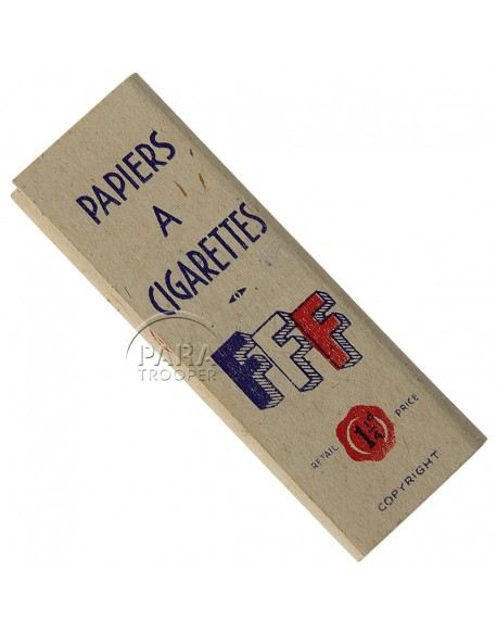 Papier à cigarettes France Libre