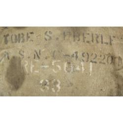 Bag, Field, M-1936, 1942, Officer, named