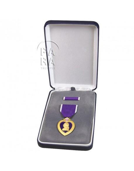 Coffret médaille Purple Heart