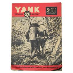 Magazine, YANK, May 5, 1944