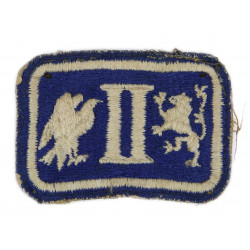 Patch, II Corps, US Army