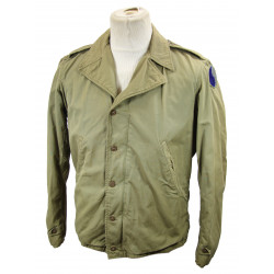 Jacket, Field, M-1941, 29th Infantry Division 'Blue & Gray'