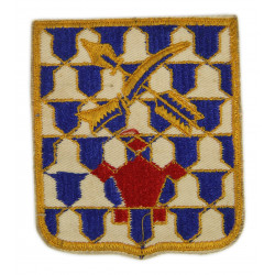 Patch, Breast, 16th Inf. Rgt., 1st Infantry Division