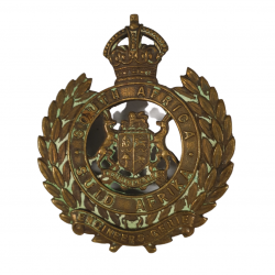 Cap Badge, South African Engineer Corps