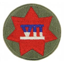 Patch, VII Corps, US Army, Utah Beach