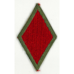Patch, 5th Infantry Division, OD border