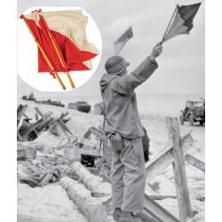 Drapeaux de signalisation, US Army Signal Corps