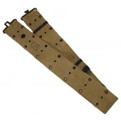Belt, Pistol, M-1936, British Made, ME Co. 1944