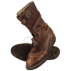 Boots, Pilot, Dehner's