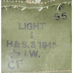 Mask, Gas, British, 1943-1944