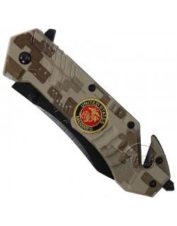 Tactical knife USMC