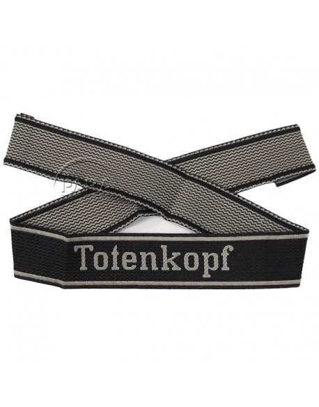 Bande de bras Totenkopf bevo