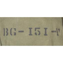 Sacoche, BG-151-F, détecteur de mine
