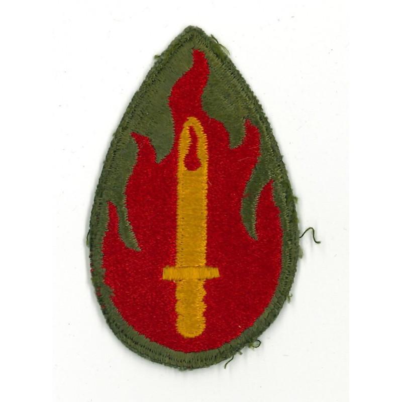 Insigne, 63rd Infantry Division