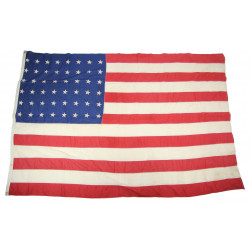 Flag, US, 48 stars, cotton, Printed, 4' x 6'