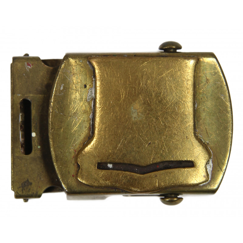 Buckle, Belt, 18th Inf. Rgt., 1st Inf. Div.