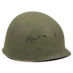 Helmet, M1, Fixed Bales, Capac Liner, Engineers, Named