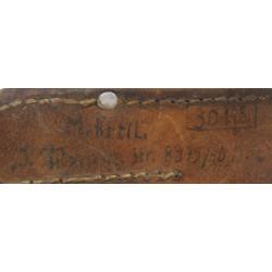 Porte-baïonnette Mauser 98K, 1943