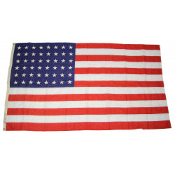 Flag, US, 48 Stars, printed, 3' X 5' Ft.