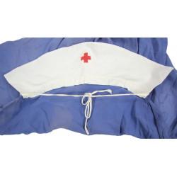 Hat, Service, Nurse, American Red Cross