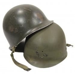 Helmet, M1, flexible bales, complete
