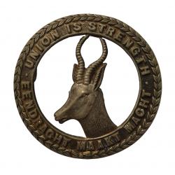Cap Badge, South Africa, General Service