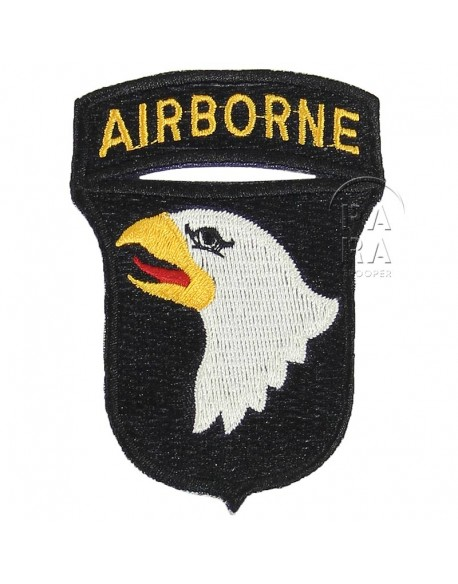Patch, shoulder, 101st Airborne Division