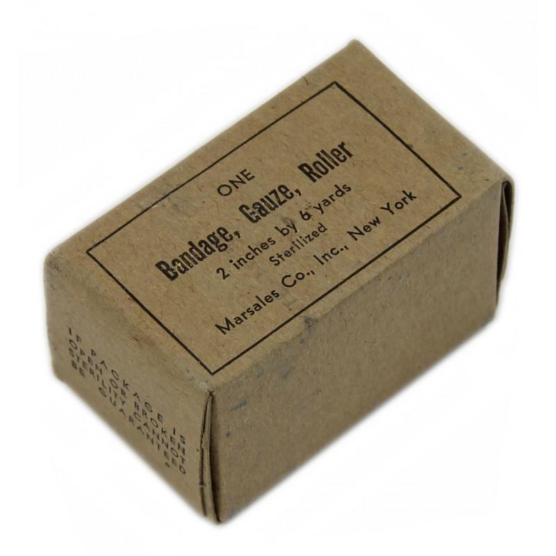 Bandage, Gauze, Roller, Marsales Co., Inc.