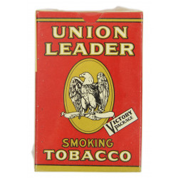 Pack, American Tobacco, Union Leader, US Army
