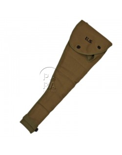Case, canvas jump, M1A1 carbine