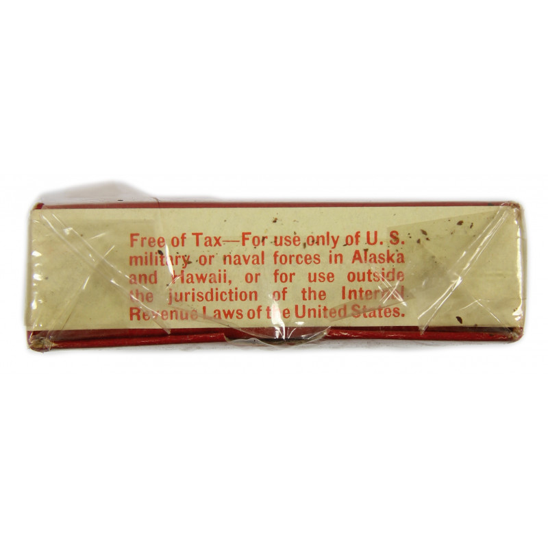 Pack, Tobacco, Prince Albert, US Army